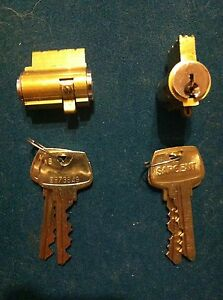 2 Ab Keyway Sargent Mailbox Locks