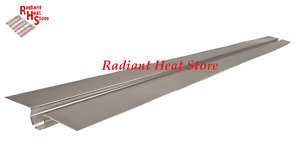 100 4ft Aluminum Omega Radiant Floor Heat Transfer Plates For 5 8 Barrier Pex