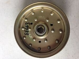 Replacement Bush Hog Finish Mower Idler Pulley Code 88663