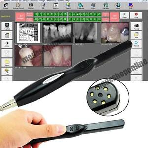 Dental Dentist Hd Usb 2 0 Intra Oral Camera 6 Mega Pixels 6 led Clear Image Usa