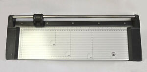New 18 Manual Rotary Photo Paper Cutter Trimmer Heat Transfer Paper Poster