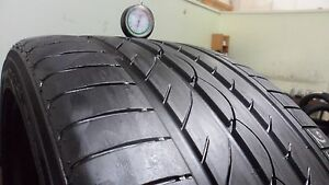 1 Tire 295 35 21 Yokohama Advan Sport 60 75 Tread