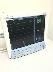 Datascope Mindray Passport 2 Spectrum Patient Monitor With C02
