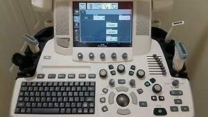 Ge Logiq E9 Ultrasound Machine Msk vascular Choice Of 9l d Ml16 15 d L8 18i d