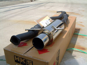 Hks Hi Power 1994 1999 Acura Integra Gsr Hatchback B18c1 Catback Exhaust System