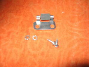 1955 1956 1957 Chevy Pontiac Hardtop Nomad Convertible Outer Window Roller Guide
