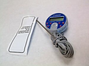 New Traceable 4377 Thermistor Thermometer 58 To 572f digital 3kgp4 a28j
