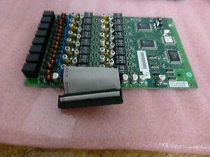 Comdial Vertical Dx 120 System 16 Port Digital Line Card Pn 211 451035