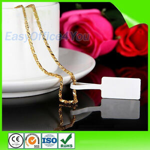 Passive Uhf Rfid Jewelry Ring Tags 500 Pcs For Jewelry Inventory Management