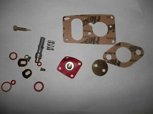 Solex 28 Pci Carburetor Premium Service Kit