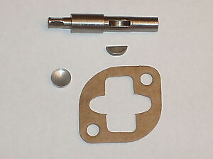 New Ford 1930 48 Speedometer Drive Gear Housing Shaft Set For Square Cable
