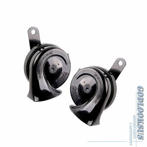 2pcs High low Tone Horn 8rd951223 221 For Audi Q5 A4 S4 A5 S5 2009 2010 11 12 13