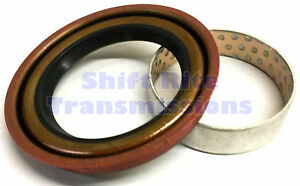 46re 47re Front Pump Seal And Bushing 48re 90 Up 46rh A518 A618 Transmission