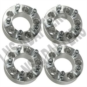 4x 5x4 5 Wheel Spacers Fits Ford Explorer Ranger Trucks Suv 4x4 4x2 Offroad