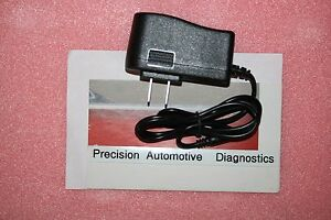New Power Supply For Snap On Bk6000 Borescope Inspection Camera Ac Dc Adapter