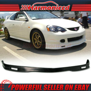 Fits 02 04 Acura Rsx Spoon Urethane Front Bumper Lip Spoiler
