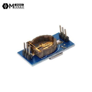 Arduino Rtc Ds1302 Real Time Clock Module For Avr Arm Pic Smd Gm