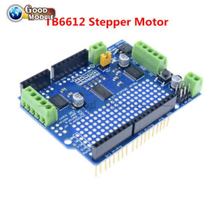I2c Pca9685 Tb6612 Pwm Stepper Motor Servo Driver Shield V2 For Arduino Robot