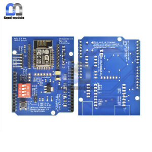 Esp8266 Esp 12e Uart Wifi Wireless Shield Ttl Converter For Arduino Uno R3 Mega