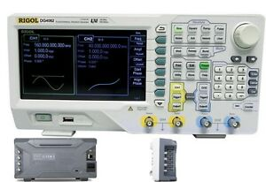 Rigol Dg4062 Arbitrary Waveform Generators New Arrival