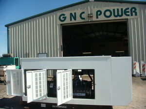 Caterpillar 150kw Generator Set