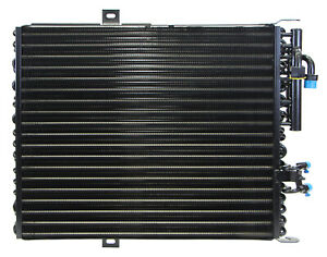 Condenser Oil Cooler Re55139 For John Deere 7000 7200 7210 7400 7410 7510