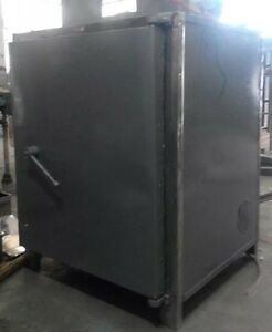 Drying Industrial Oven New For Powder Coating 48 x36 x24