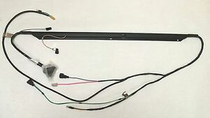 1970 1972 Chevy Pickup Truck Engine Wiring Harness Hei 307 350 Manual Mt