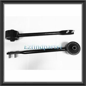 Front Control Arm Radius Rod For Nissan 300zx 1990 1996 Pair New Fast Shipping
