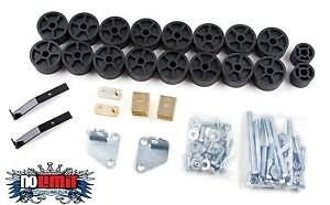Chevy Gmc 1 5 Body Lift Kit 1999 2002 1500 Zone Offroad C9154 Sierra Silverado