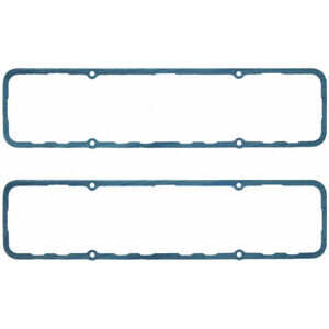 Fel Pro Valve Cover Gasket Set 1644 Composite W Steel Core 094 For Sbc