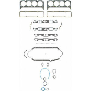 Fel Pro Engine Gasket Set 2802 For 1959 1979 Chevy 262 400 Sbc