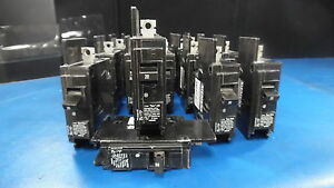 Lot Of 20 Siemens Bq1b020h 20 Amp 1 Pole Circuit Breakers