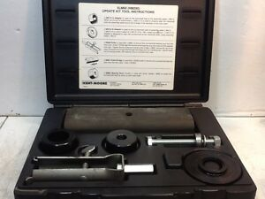 Kent Moore Gm 5lm60 Or Hm 290 Transmission Oem Update Tool Kit Set Complete