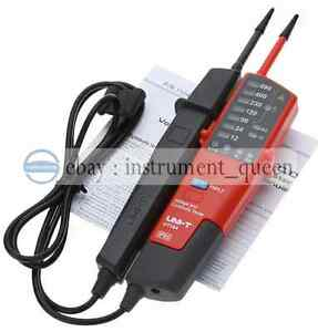 Uni t Ut18a Voltage And Continuity Testers 100v 690v work Light ip65 auto Range
