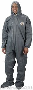 Lakeland Pyrolon Crfr Flame resistant Disposable Coverall With Hood And Boot 6