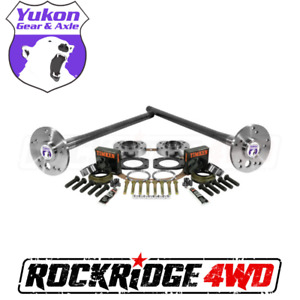 Yukon Ford 8 8 C Clip Eliminator Axle Kit 4340 Jeep Yj Xj Tj Axle Swap Ultimate