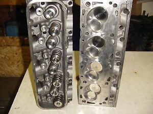 429 460 Ford Iron Eliminator Products Heads Cnc Ported Bbf Cjhp Racing Pulling
