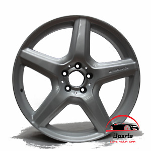 Mercedes Cl S Class Amg 2008 2014 20 Factory Original Front Amg Wheel Rim