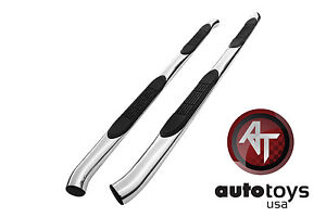 Aries 2007 2010 Hummer H3 Stainless Side Steps Running Boards 204076 2