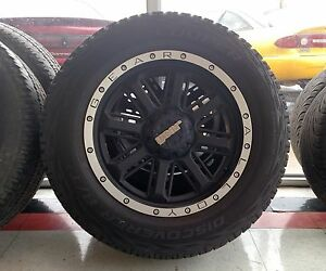 275 60r20 M S Cooper Tires With 5 Hole Universal Gear Alloy Brand Rims