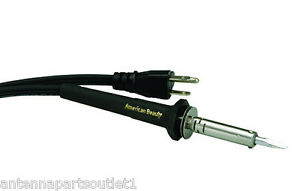 American Beauty 3112 40 1 4 Pencil Style 40 Watt Soldering Iron 1000 Max