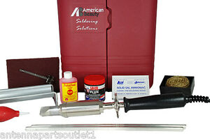 American Beauty Psk300 Professional Soldering Kit lead Free