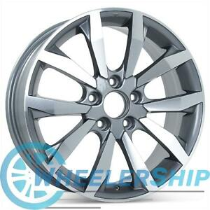 Brand New 17 X 7 Replacement Wheel For Honda Civic Si 2009 2010 2011 Rim 63996
