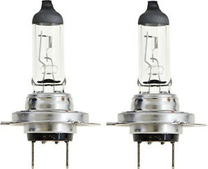 2x Osram Sylvania H7 Ultra Long Life Head Lamp Light Bulb Toyota Bmw Headlight