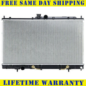Radiator For 2002 2007 Mitsubishi Lancer 4cyl 2 0l Fast Free Shipping