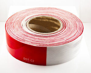 2 x150 Dot c2 Reflective Safety Warning Conspicuity Tape Honeycomb Design Truck