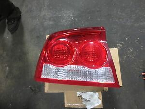 2009 2010 Dodge Charger Tail Light Lamp Driver Side Lh Oem 04806449ac