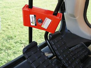 Excavator Lock For All Bobcat Case Caterpillar John Deere Large Mini Excavator