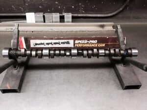 Speed Pro Performance Camshaft Hydraulic Solid Lifter Cs 1004r Bbc